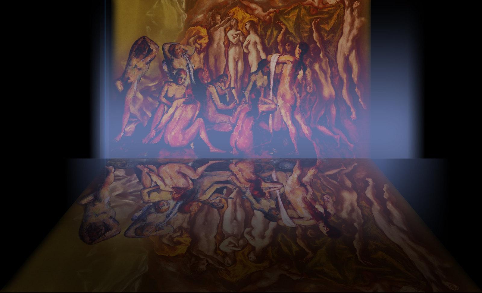09Greco_Cezanne