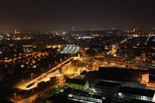city night lights augsburg augsburgopen augsburgopen2013