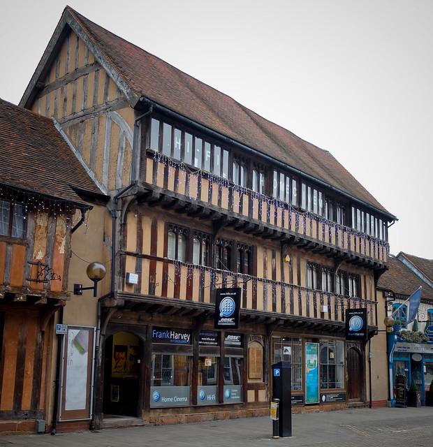 163 & 164 Spon Street Coventry (c1430)