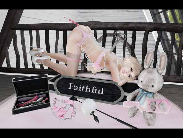 Faithful Toy Barbie