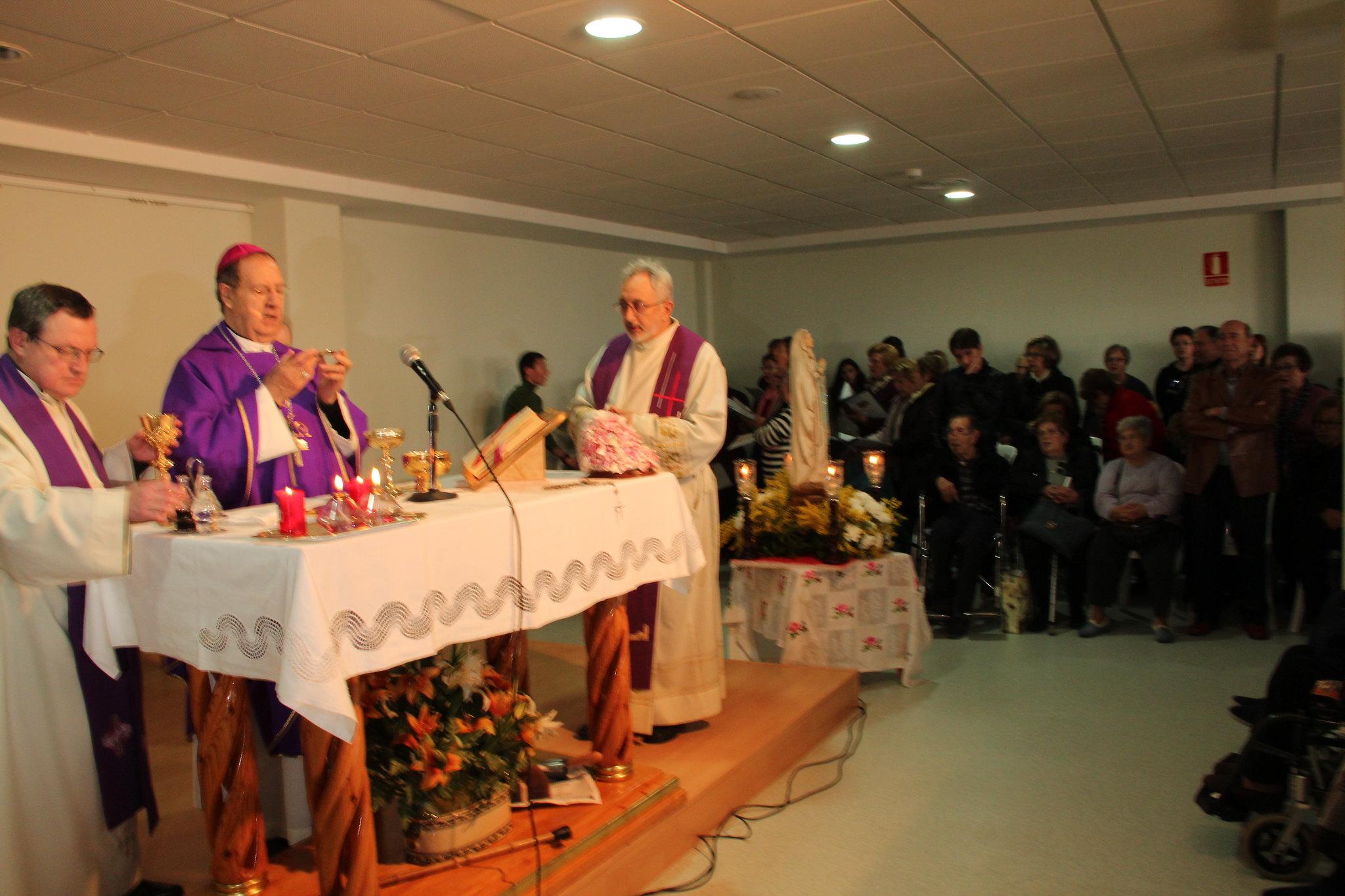 (2016-02-13) - Inauguración Virgen De Lourdes, La Molineta - Archivo La Molineta (041)