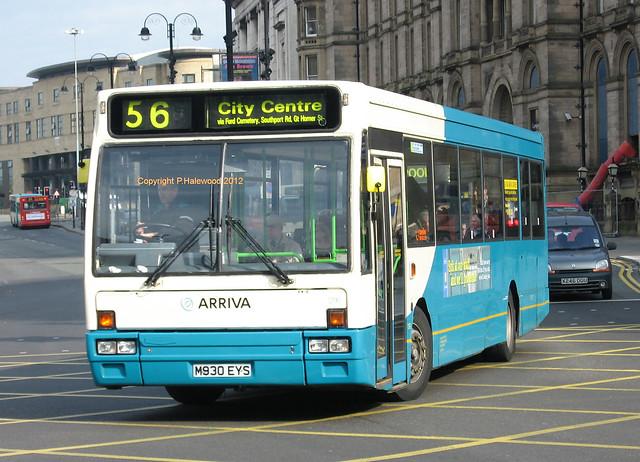Arriva Merseyside 1290 (M930EYS)