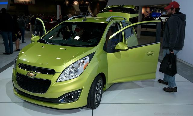 2013 Washington Auto Show - Upper Concourse - Chevy 12
