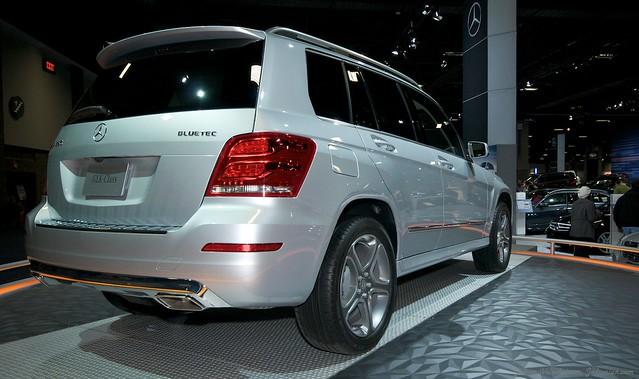 2013 Washington Auto Show - Lower Concourse - Mercedes-Benz 8