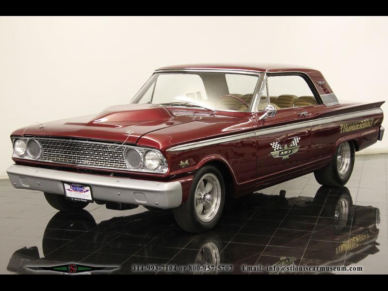 1963 Ford Fairlane Thunderbolt Replica | Imagine a simpler t
