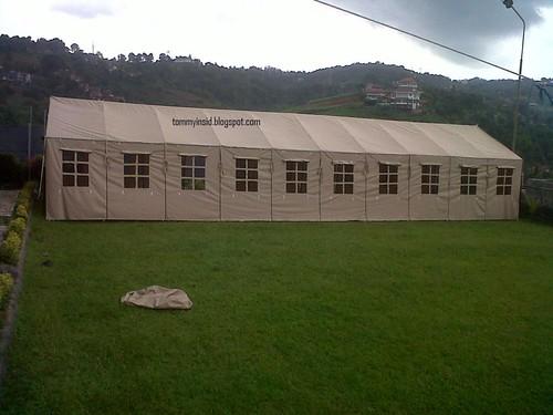 tenda roder | family | promosi | by tommy-tenda