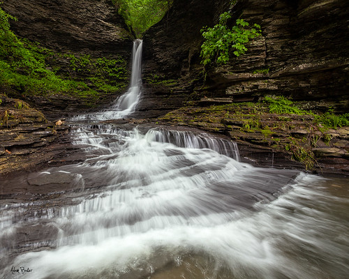 canon waterfall spring fingerlakes 1740l adambaker 5dmkii