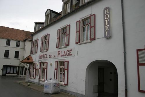 Wissant - Hotel de la Plage