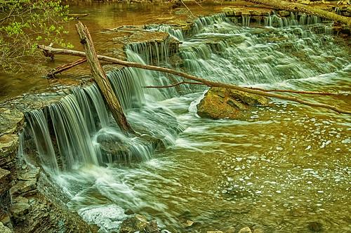 waterfall sharonwoodsmetropark sleepingbearimagewear nikond300s