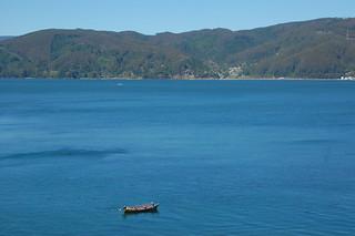Views from Niebla, Valdivia, Los Ríos, Chile | by blueskylimit