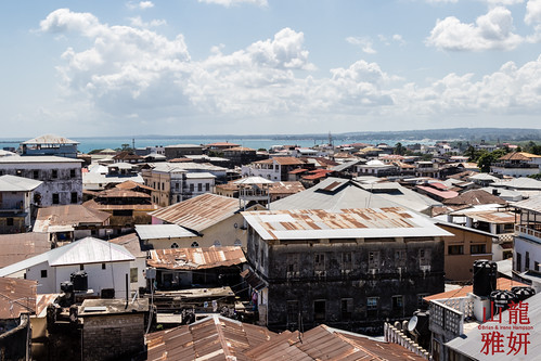 Stonetown from above | by DragonSpeed