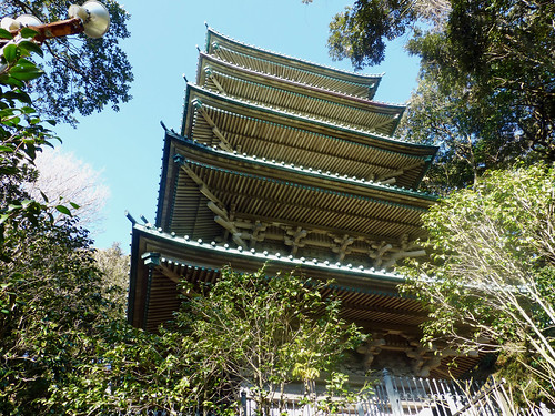 Sat, 19/01/2013 - 14:24 - 龍口寺 - 五重塔