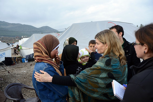 USAID Assistant Administrator Lindborg Interacts With Syrian Refugees | by U.S. Department of State