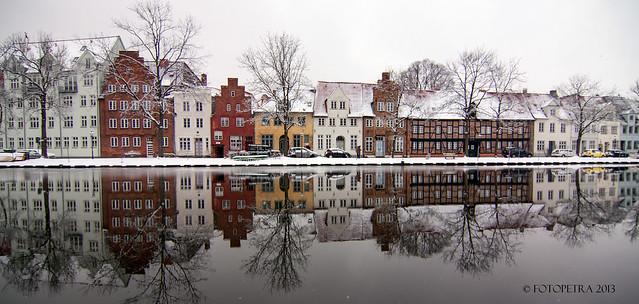 Winter in Lübeck  1  in Explore