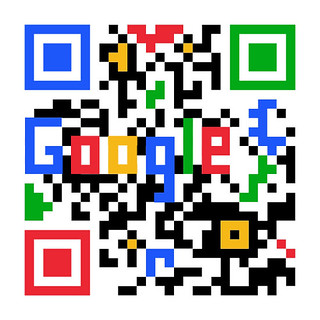 Google QR code