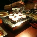 Le Marufuku, un barbecue japonais