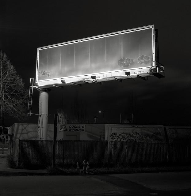 Billboard, Portland