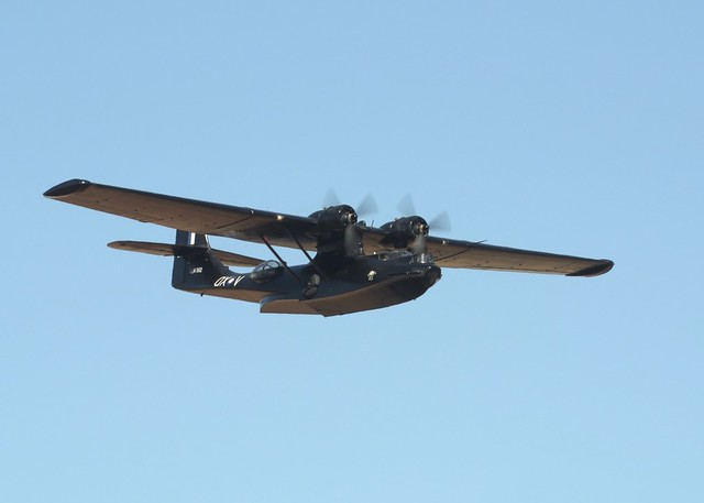 RAAF A24 Consolidated PBY Catalina