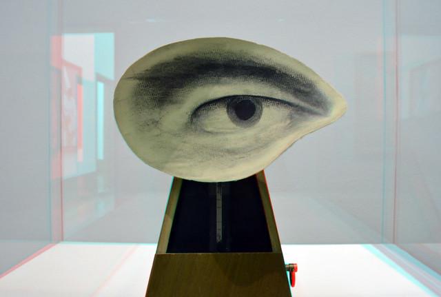 Metronome Salvador Dali 3D