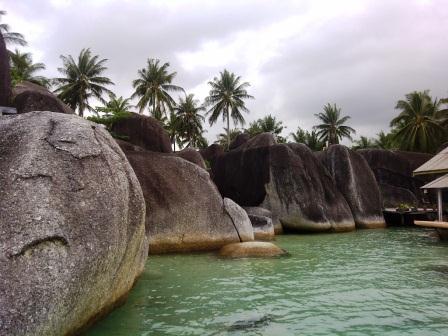 Natunas Giant Rock