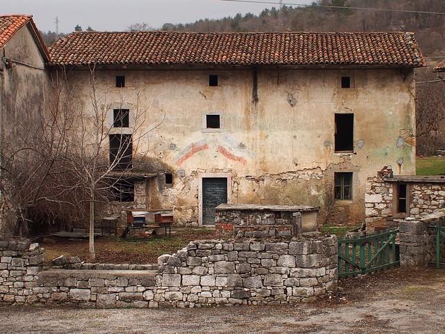 Where Italy was Yugoslavia.