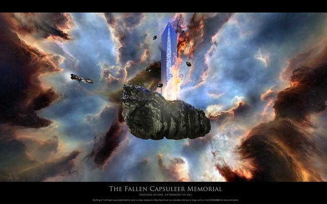 The Fallen Capsuleer Memorial