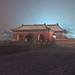 Temple of Heaven (天坛) at Twilight, Beijing China (UNESCO World Heritage Site)