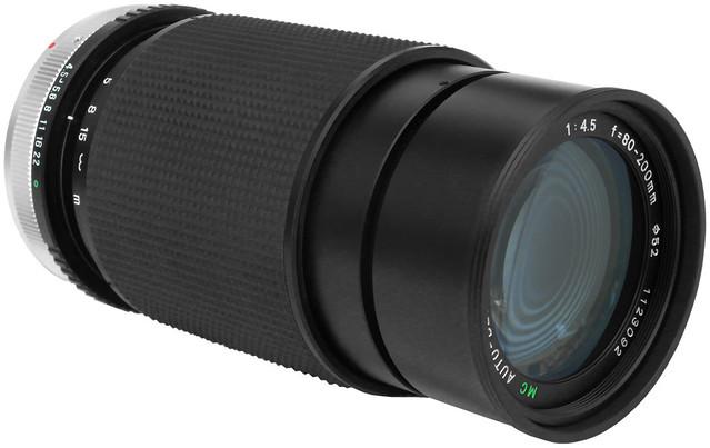 MC Auto-Beroflex 4.5/80-200mm