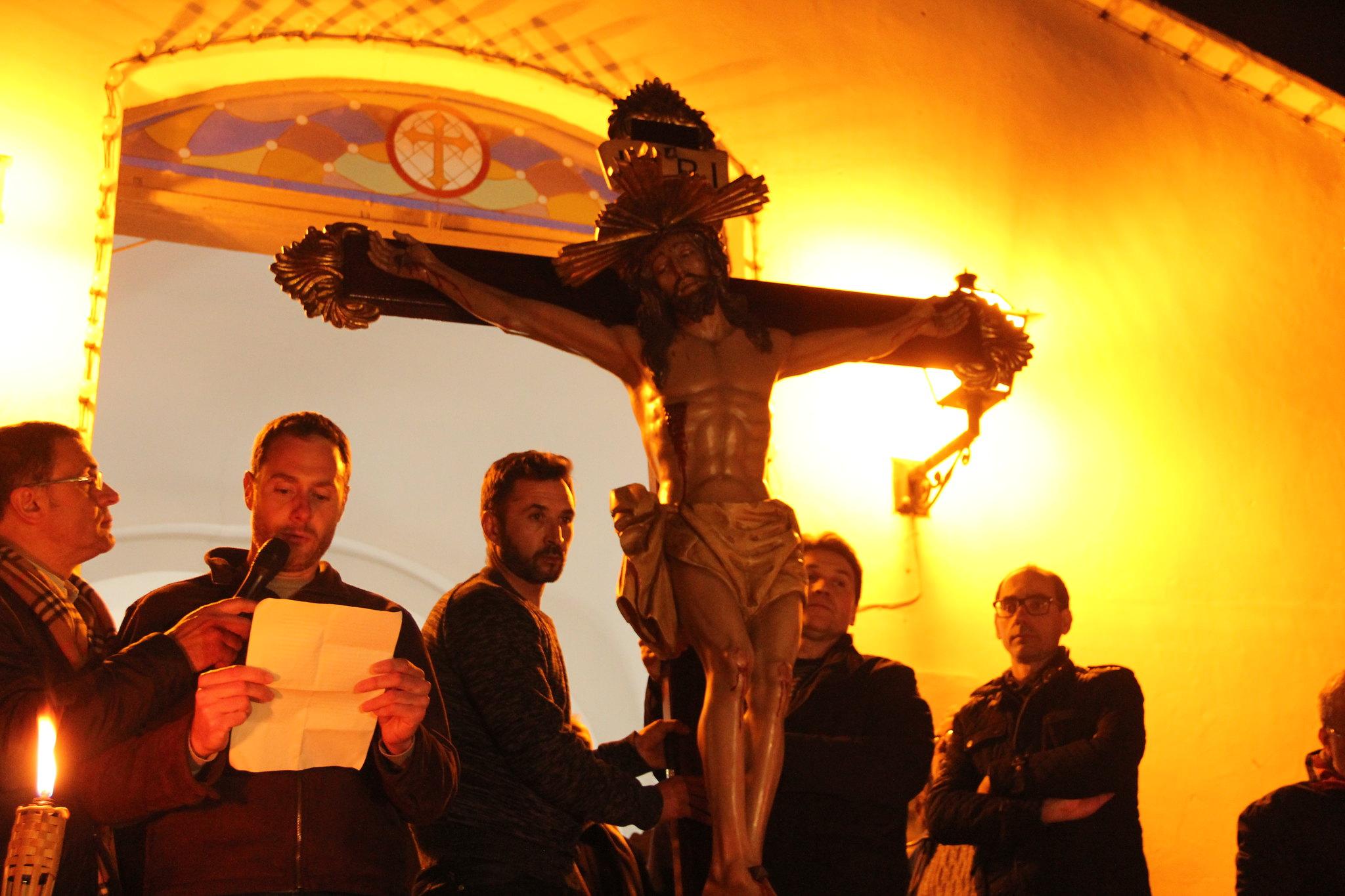 (2016-03-18) - VII Vía Crucis nocturno - Antonio José Verdú Navarro (124)