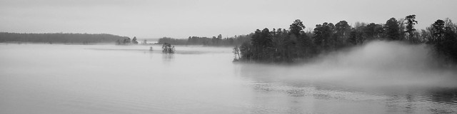 mists on the chickahominy (Explored)