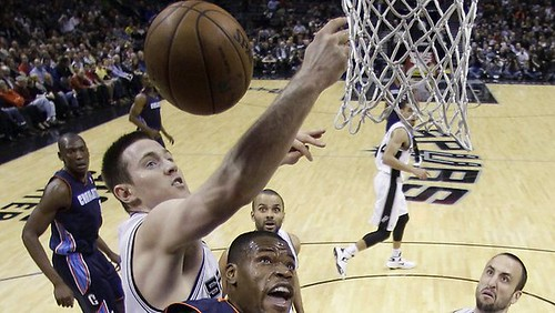 aron-baynes san antonio spurs | by worldbasketusa
