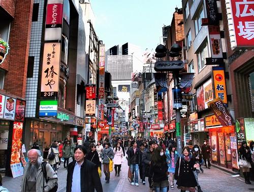 Shibuya | by Yohei Yamashita