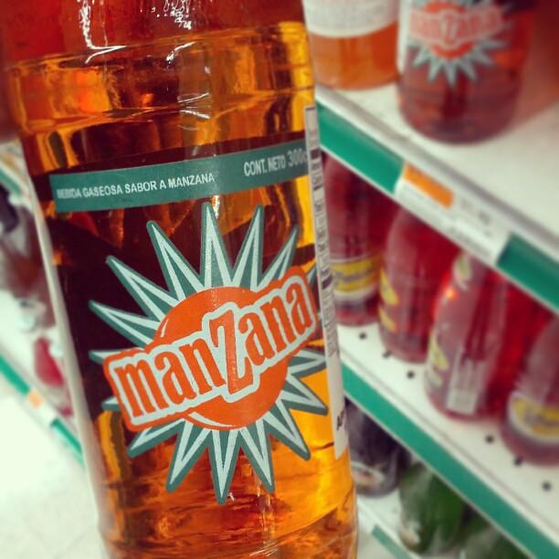 Manzana Tropical Gaseosa Apple Soda Ecuador Megusta Flickr