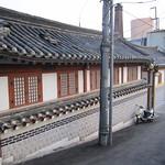 Les hanoks, ces maisons traditionnelles de Corée