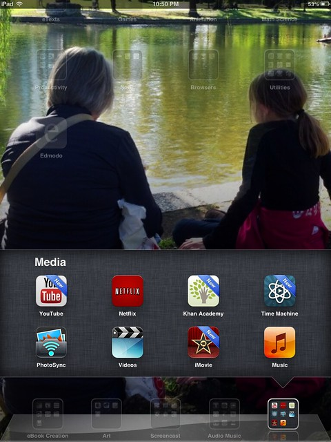 Media Apps (March 2013)