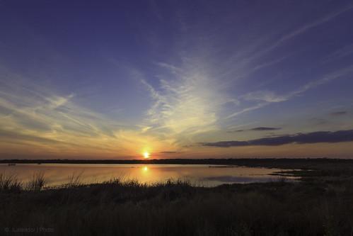 light sunset sky usa water colors canon landscape photography pond texas 60d brazoriacounty brazorianationalwildliferefuge tokina1116f28 gatornestpond