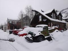 火, 2013-02-26 14:16 - Tellurideの村