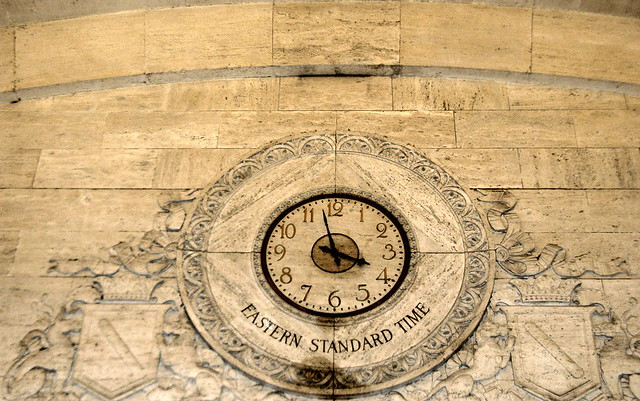 The Graybar Passage Clock