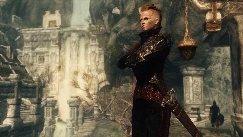 The Elder Scrolls V Tesv Skyrim 1080p Wallpaper 13 Punk Fe