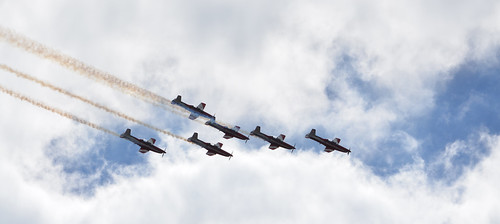 Australian Air force Roulettes   by Sascha Grant