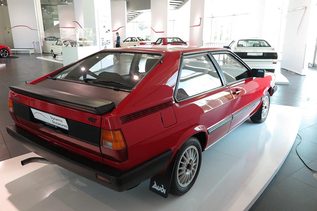 Audi Coupé Gt 5e B2 5 Zylinder 4 Takt Reihenmotor 2144 Flickr
