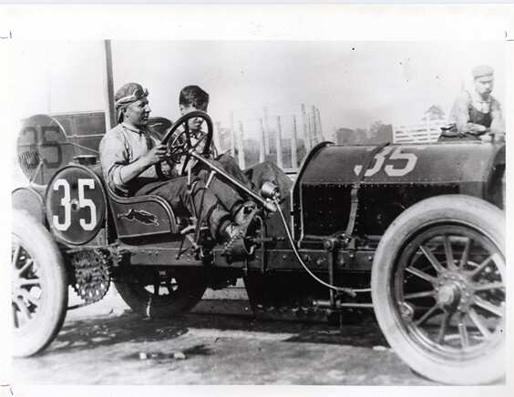 Apperson's Jack Rabbit with Herb Lytle driving Indy 1911 | Flickr