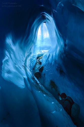 Ice Cave Adventure