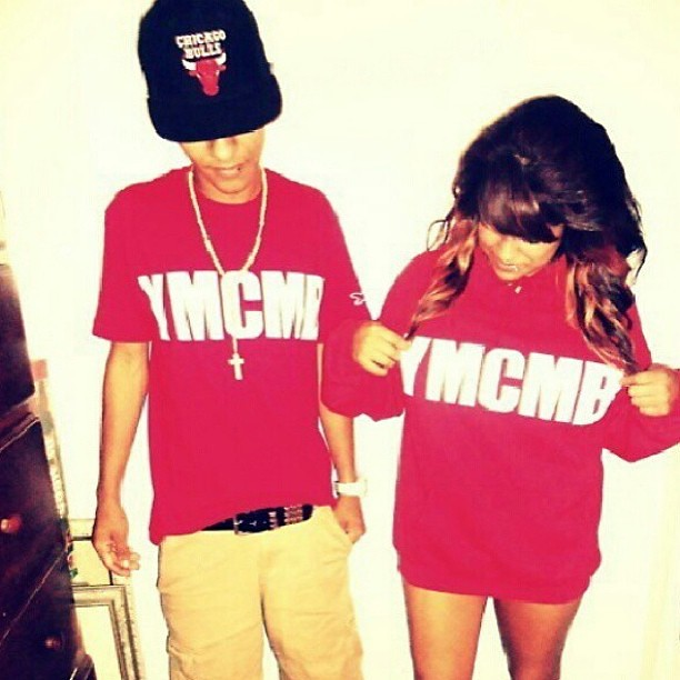 7ffa393a238 ...  YMCMB  Young  Money  Cash  Money  Billionaire  swag  cute