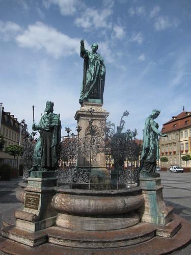 Maximiliansbrunnen | by Bernt Rostad