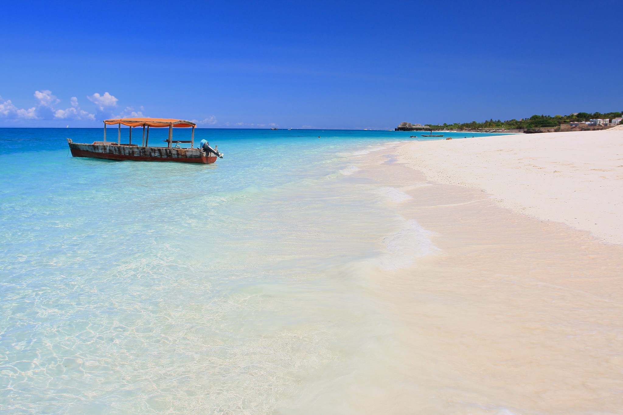 Kendwa Beach - Zanzibar