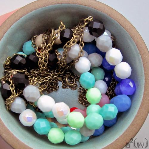 bead necklace-20 | by a²(w) - asquaredw - Ali