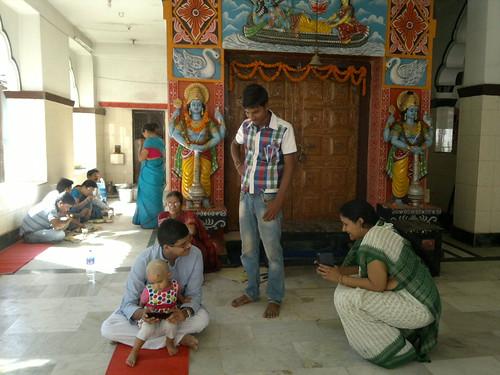 Aadya is the centre | by Bhakua