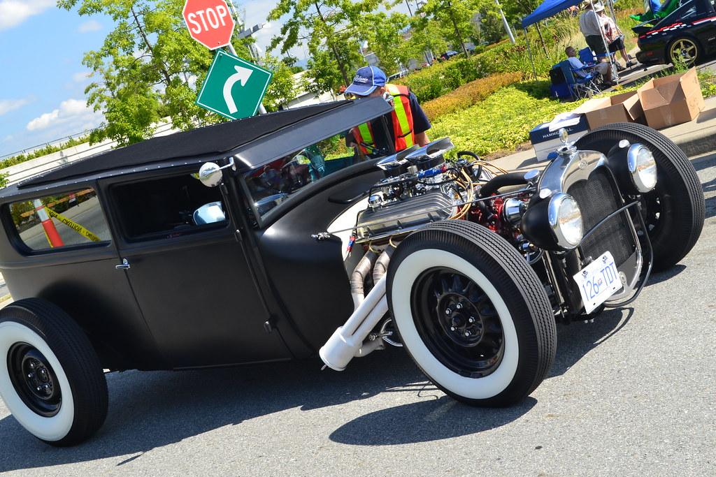1927 ford model a tudor sedan