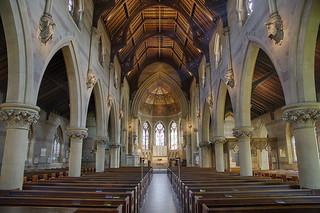 St Augustines Church HDR - Edgbaston - Birmingham